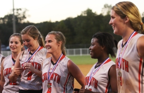 Lady Warriors claim first softball title